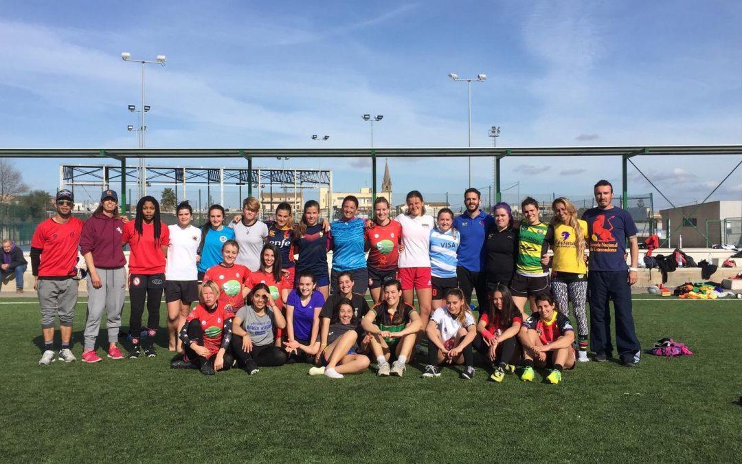 Senior Femenino, II Jornada Rugby XV. (Babarians)