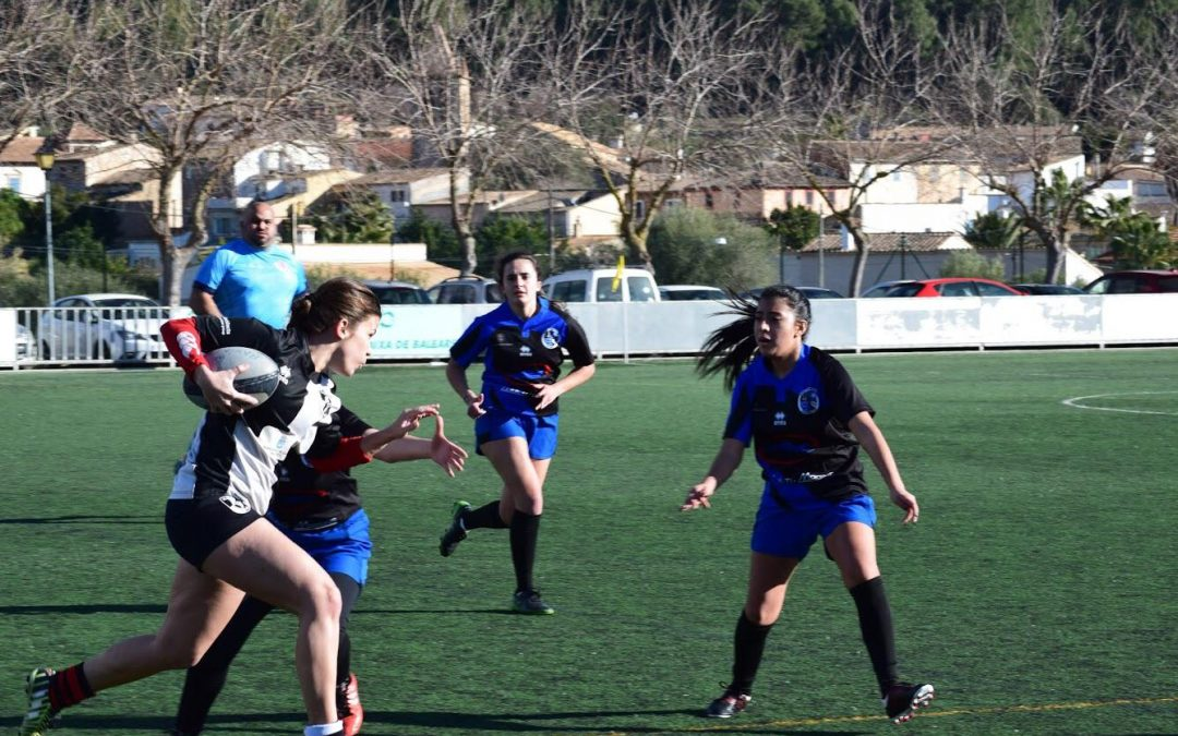 Equipo femenino, pre-temporada 2019-2020.