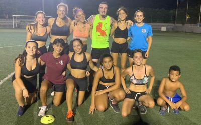 Equipo Femenino del Bahía R.C.