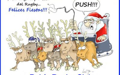 Feliz Navidad, Merry Christmas