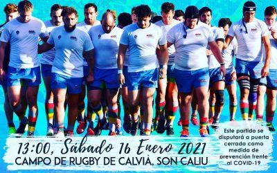 BabariansXVCalviá vs. Gotics Rugby
