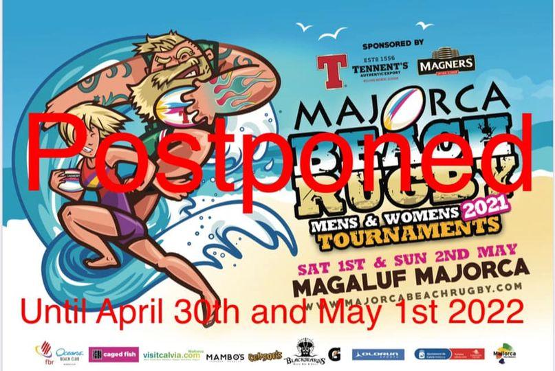 Se aplaza el Rugby Beach de Magaluf 2021