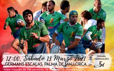 13ª Jornada campeonato División de Honor B, BABARIANSXVCALVIÁ VS.AKRA