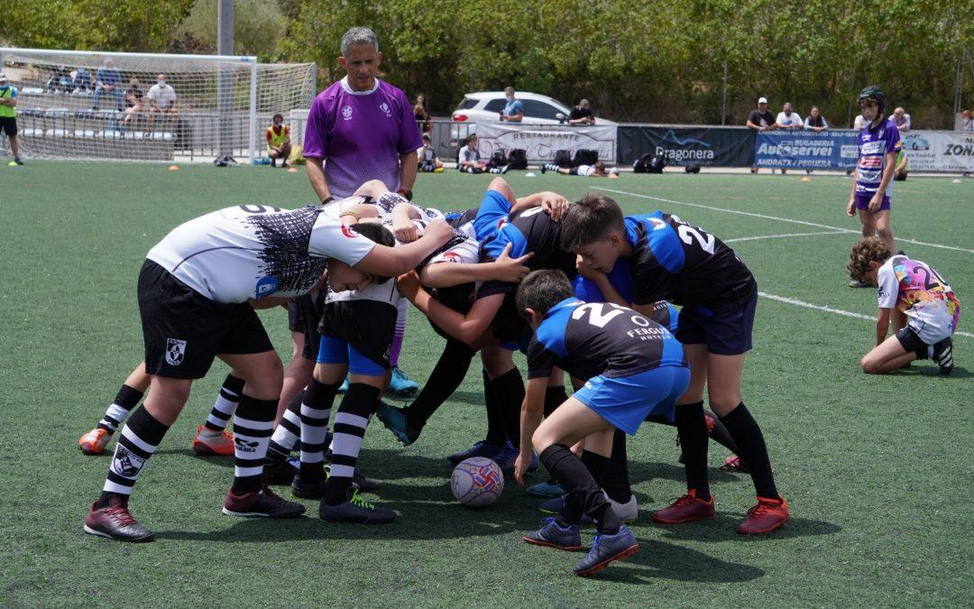 Rugby Day en S'Arracó, 15 de mayo 2021, vuelve el rugby