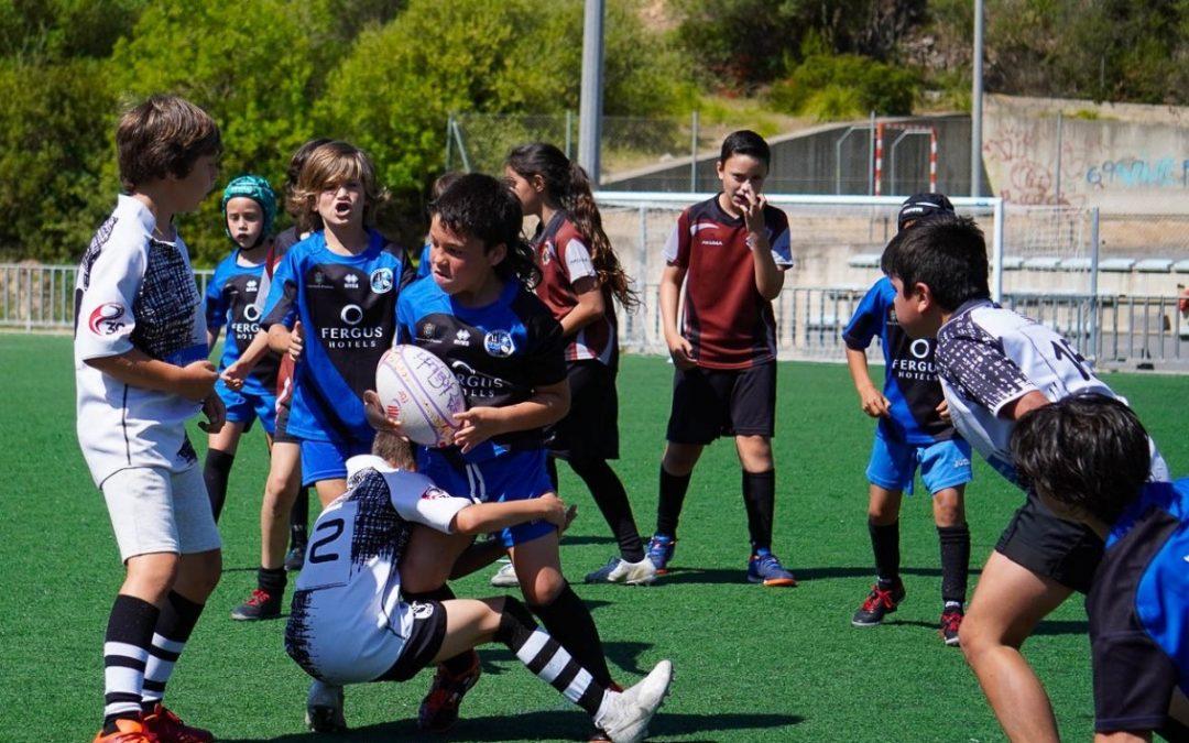 6ª Jornada de Rugby Day en S'Arracó