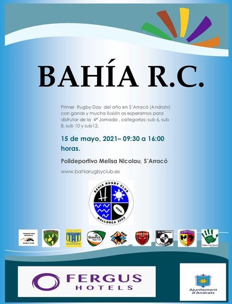 Rugby Day en S'Arracó (Andratx) 15 de mayo 2021